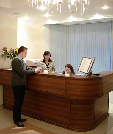 Приемное отделение клиники «Арт-Мед» на Красной Пресне